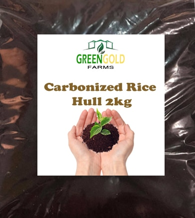 Carbonized Rice Hull 2kg