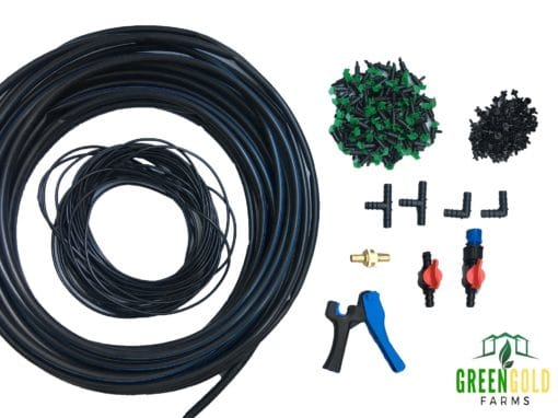 Drip Irrigation 25m Set