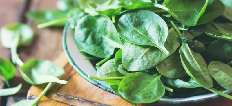 Health Benefits 101: SPINACH