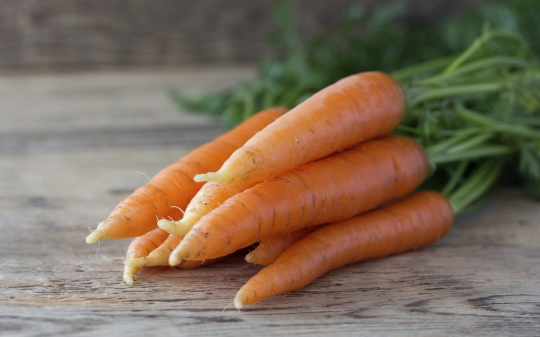Health Benefits 101: CARROTS