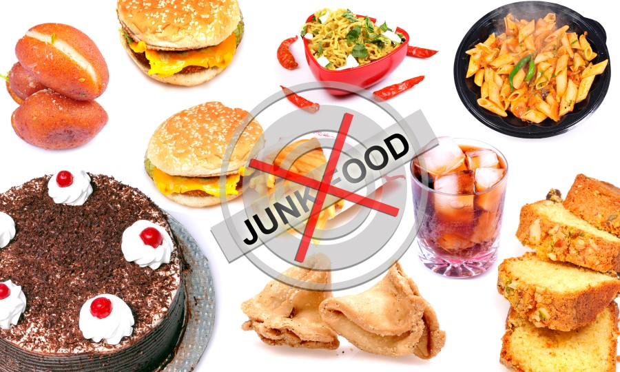 The Danger of Junk Foods