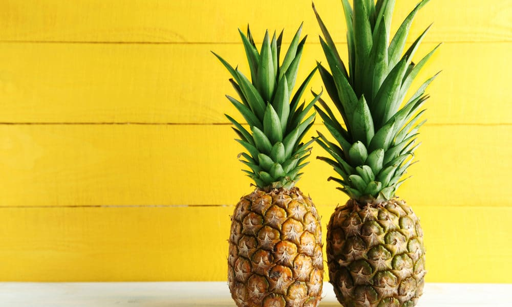 Health Benefits 101: PINEAPPLE