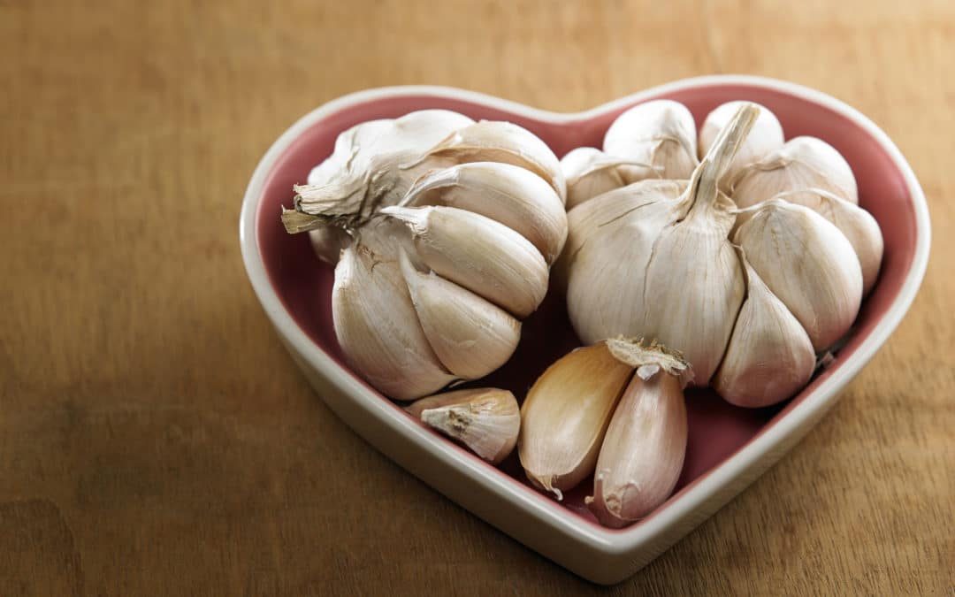 Health Benefits 101: GARLIC