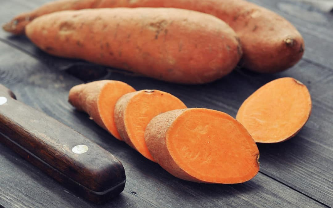 Health Benefits 101: SWEET POTATO