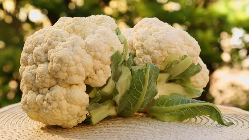 Health Benefits 101: CAULIFLOWER