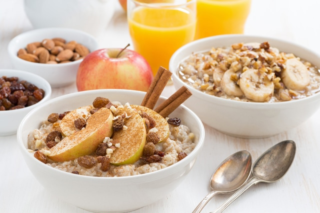 "There is More to Oatmeal than being tagged as ""The Perfect Diet Food"""