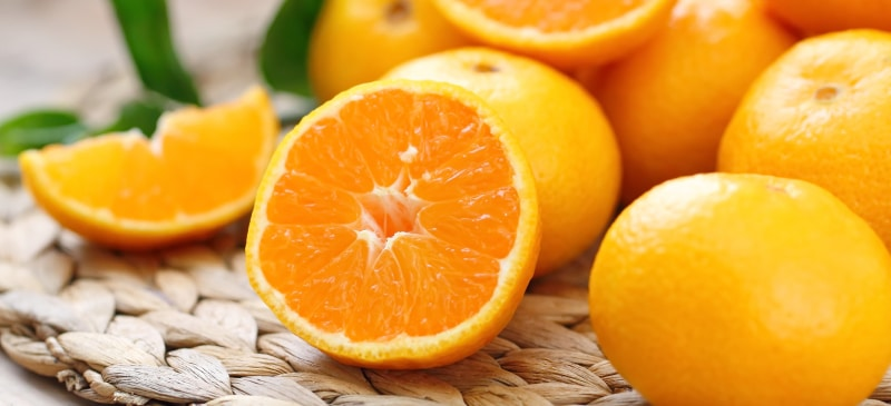 Health Benefits 101: ORANGE