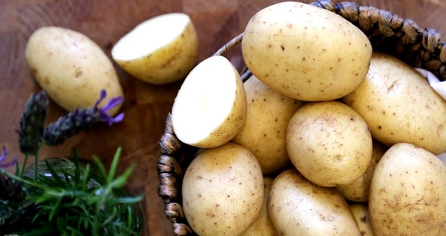 Health Benefits 101: POTATOES