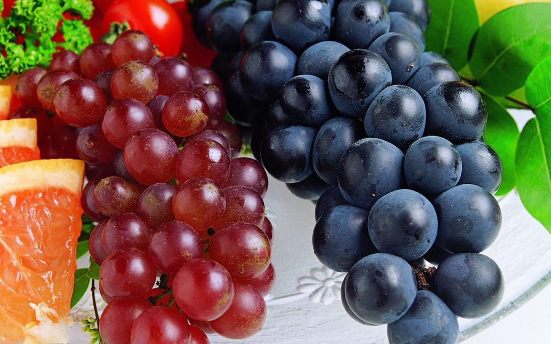Health Benefits 101: GRAPES