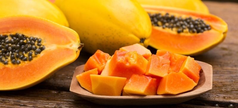 Health Benefits 101: PAPAYA