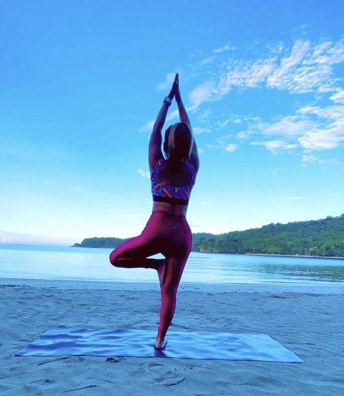 Yoga and Plants, Why It's Good For You